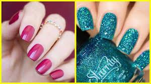 Pretty Nail Designs And Colors Stylish Nail Polish Colors Nail Art Beautiful