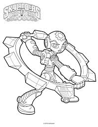 Small Picture Skylanders trap team coloring pages gearshift ColoringStar
