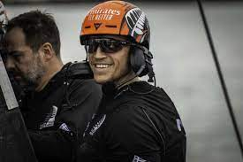Features   Catching up with Emirates Team NZ's Andy Maloney