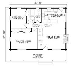 Simple Floor Plans Interesting Chic And Creative Simple House Simple Square House Plans