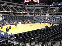 Bankers Life Fieldhouse Seat Map Bankers Life Fieldhouse