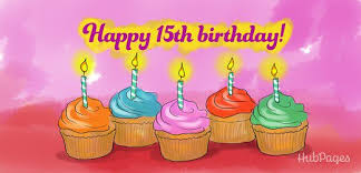 15th Birthday Wishes And Messages Collection Holidappy