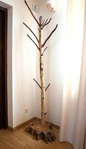 Wooden Tree Coat Rack Mesmerizing Contemporary Coat Rack Robin Wood Contemporary Coat Rack Ideas