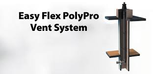 Vent System Htp Easy Flex Polypro Vent System