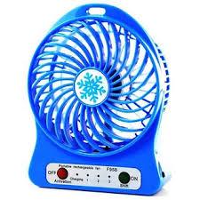 mini fan.  Mini Astyler 3 Speeds Electric Portable Mini Fan Rechargeable Small Powerful  LiIon Battery Inside