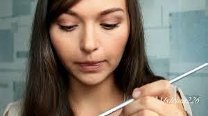 nina dobrev elena gilbert vire diaries inspired makeup tutorial you