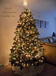 Gold Tree Lights Tips For Decorating Your Christmas Tree