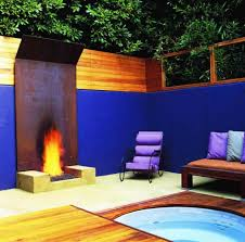 12 Amazing Modern Outdoor Fireplaces ...