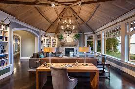 rustic elegance rusticlivingroom elegant rustic living room37 living