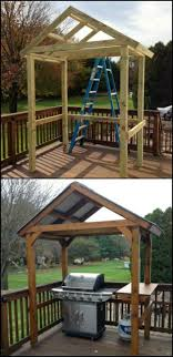 diy carpentry ideas house ides diy grill oahu and concerning outdoor patio grill gazebo