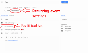 how to send google calendar invite re time incorrect in emailed invitation from google