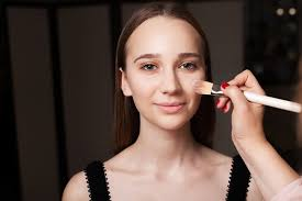 apply the foundation in thin layers