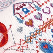 Cross Stitch Patterns For Beginners