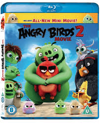 The Angry Birds Movie 2 | Blu-ray | Free shipping over £20