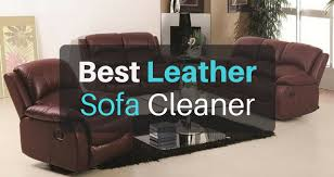 best leather sofa cleaner for stress