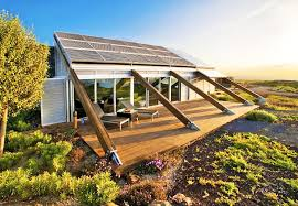 Small Picture Amazing Net Zero House in the Canary Islands has On Site Wind