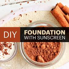 diy foundation dr axe