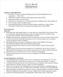 Resumes are like fingerprints because no two are alike. Military Resume 8 Free Word Pdf Documents Download Free Premium Templates