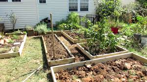 Small Picture Designing a Raised Bed Vegetable Garden A Fall Makeover YouTube