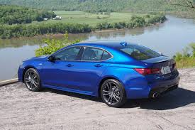 2018 acura 2 door coupe. modren 2018 2018acuratlxaspecrear in 2018 acura 2 door coupe