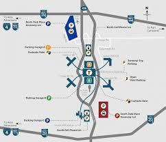 parking map key