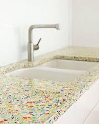 advantages and disadvantages of recycled glass countertops kitchen 8 19