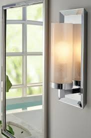 wall sconces for bathroom. Wall Sconces Bathroom Lovely Pippin 1 Light Sconce By Feiss The Beautiful Sparkle From For C