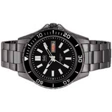 citizen made q amp q a172 402y hot black sports day and date citizen made q q a172 402y hot black sports day and date display mens watch