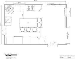 Kitchen Layout Ideas And Kitchen Island Table This Designs Can Help  Achievement Kitchen Decorations Your Dream
