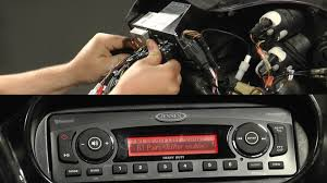 how to install jensen replacement stereo hdbt for harley davidson how to install jensen replacement stereo hd1bt for harley davidson available at j p cycles