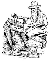 Small Picture Gold Rush Clip Art Free Printable Western Coloring Pages and