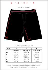 Gi Sportz Pants Size Chart Sizing Chart Future Kimonos