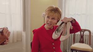 Tracey Ullman Angela Merkel v her wannabe Nicola Sturgeon - YouTube