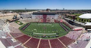 Texas Tech Jones Stadium Seating Chart Jones At T Stadium Wikipedia