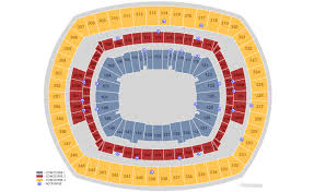 Ny Giants Seating Chart With Rows Metlife Stadium East Rutherford Tickets Schedule