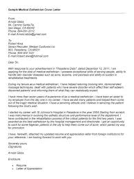 Cosmetologist Cover Letter Simple Cover Letter For Medical