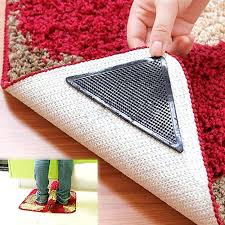 how to keep rugs from slipping on carpet rug carpet mat grippers non slip reusable washable how to keep rugs from slipping on carpet