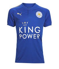 Puma Size Chart Football Shirt 2017 2018 Leicester City Puma Home Football Shirt Kids