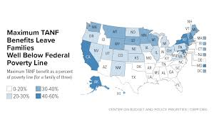 Texas Food Stamp Income Chart More States Raising Tanf Benefits To Boost Families