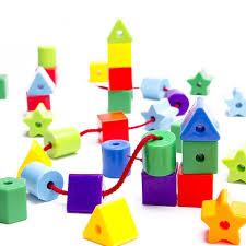 50Pcs Kids Toy Set Children <b>Early Learning Intelligent</b> DIY <b>Large</b> ...