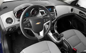 Cruze chevy cruze 2012 price : 40 MPG Compact Sedan Comparison - Chevy Cruze Eco vs. Ford Focus ...