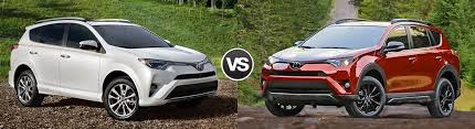 2018 toyota rav4 redesign. brilliant rav4 2018 toyota rav4 vs 2017 throughout toyota rav4 redesign