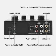wrg 6653 karaoke system wiring diagram how to setup karaoke using and google chromecast how to set up karaoke system