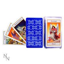 tarot cards gothic mystical um tarot reading cards the de los angeles deck by folio gothic hippy 30571