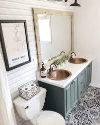 Wallpaper In The Bathroom • Milton & King