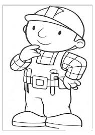 Small Picture Bob The Builder Colouring Pages Coloring Pages Part 2