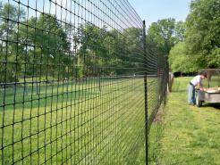 deer proof garden fence. Garden Fence For Deer Proof E