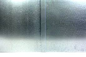 corrugated galvanized