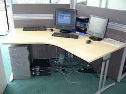 office desking. 120 Degree Used Office Desks Desking  