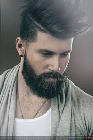 Beard And Hair Style photo new men hairstyles with beard new men beard styles 2015 7492 by wearticles.com